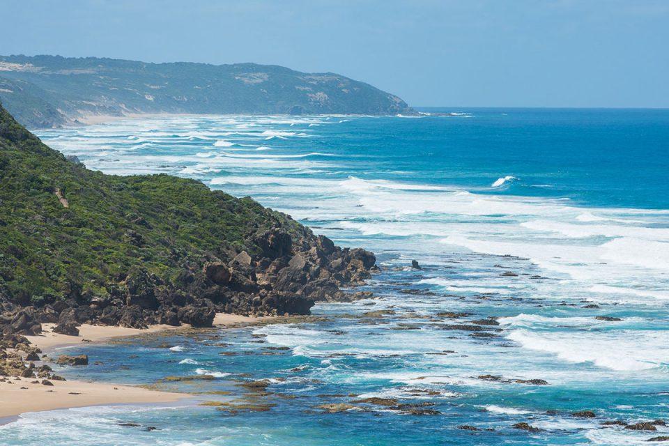 Take in incredible views of the Victorian coastline with Great Walks of Australia on the Twelve Apostles Lodge Walk.