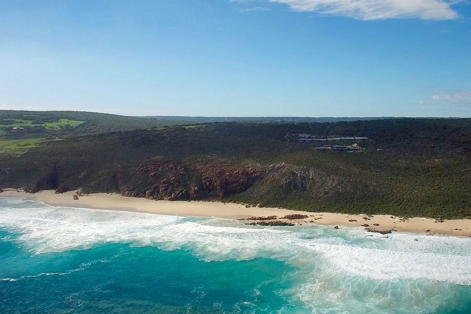 Injidup Spa Retreat will be your luxurious home base on the Margaret River Cape to Cape Walk in Western Australia.
