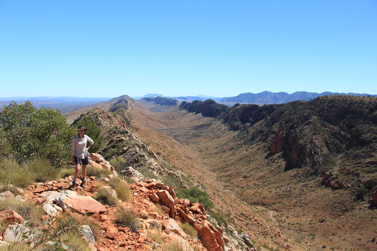 Hike to Counts Point with Great Walks of Australia and Australian Walking Holidays.