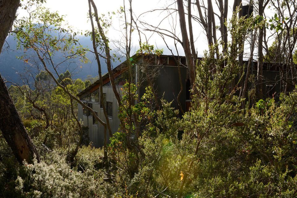 Enjoy the luxurious comfort of Kia Ora hut on the Cradle Mountain Huts Walk, Tasmania.