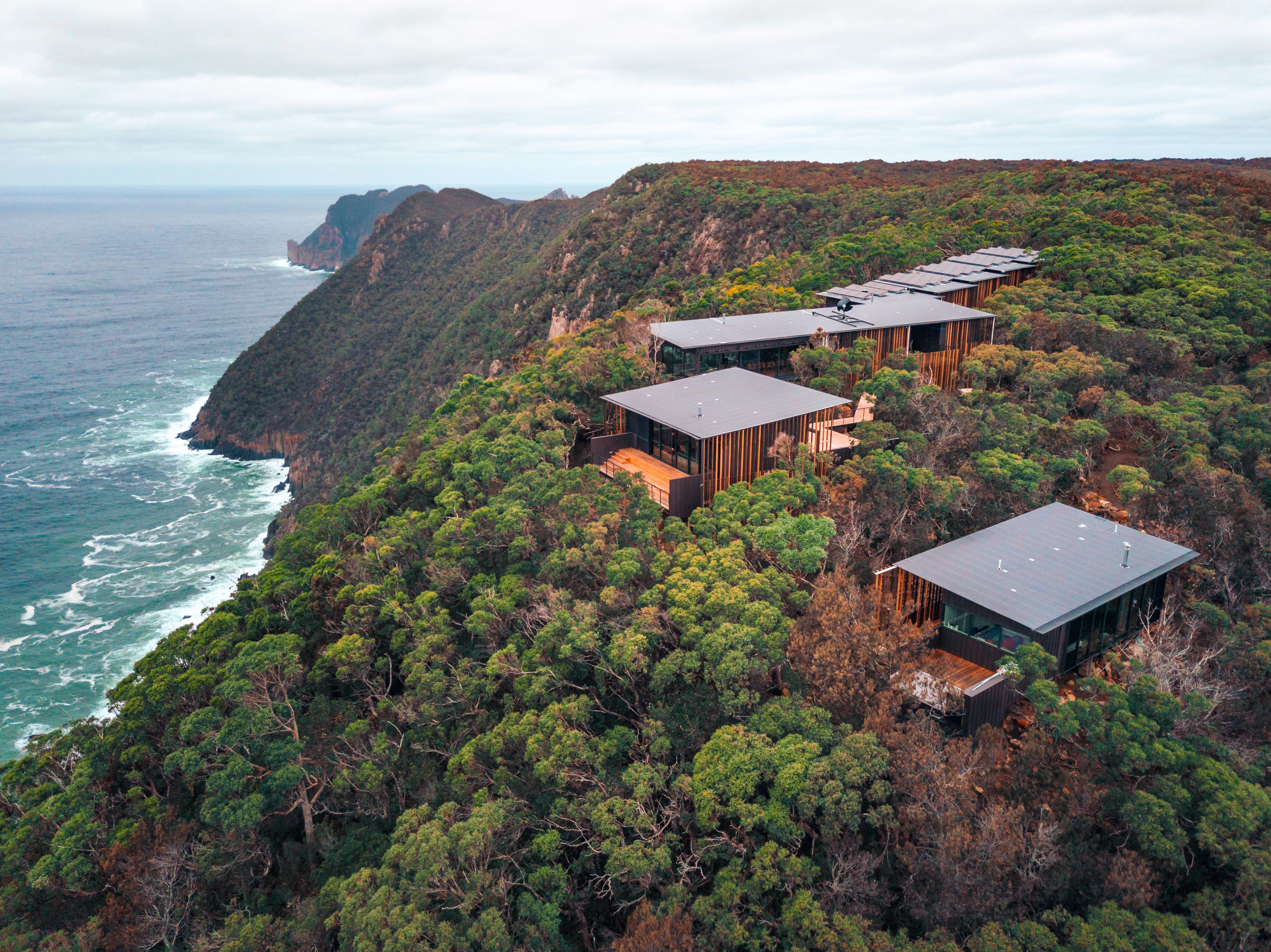 Cape Pillar Lodge