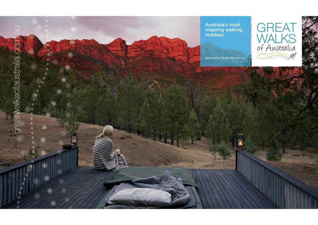 Great Walks of Australia Brochure